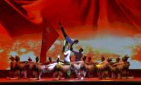 政府搭台百姓唱戏 虎林市珍宝岛之夏文化活动开幕